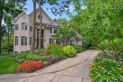 Lisle Single Family Home For Sale: 2265 Hills Oak Court