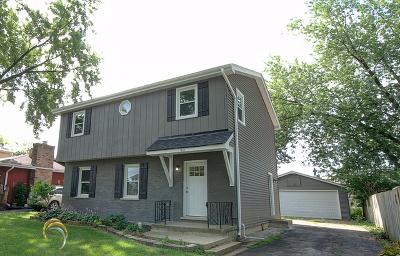 Wheaton Single Family Home For Sale: 1610 East Elm Street