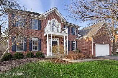 Wheaton Single Family Home Price Change: 26w061 Deerpoint Drive