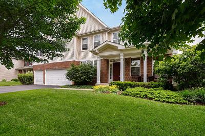 Lake Villa Single Family Home For Sale: 464 Sandlewood Lane