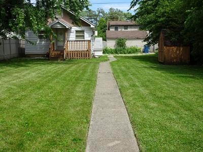 Oak Lawn Single Family Home For Sale: 9807 South Minnick Avenue