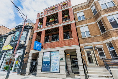 Condo/Townhouse For Sale: 2719 North Halsted Street #D3