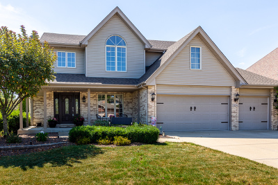 Orland Park Single Family Home Price Change: 18236 Clear Creek Xing