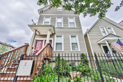 Multi Family Home For Sale: 1148 West Addison Street