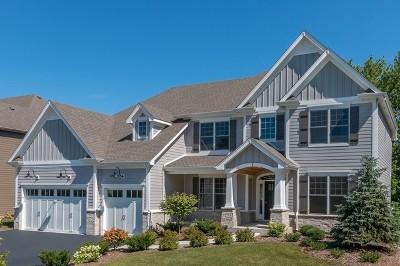 Single Family Home For Sale: 2932 Majestic Oaks Drive