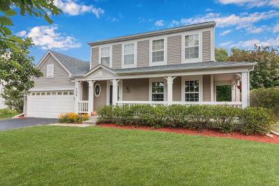 Lake Villa Single Family Home For Sale: 208 Oakton Lane