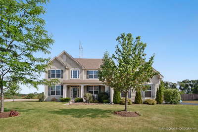 Crystal Lake Single Family Home Contingent: 2524 Achilles Lane