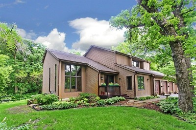 West Chicago Single Family Home For Sale: 29w256 Oak Lane