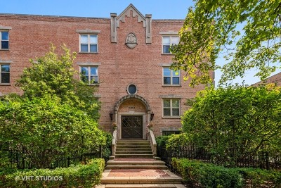 Evanston Condo/Townhouse For Sale: 306 Main Street #28