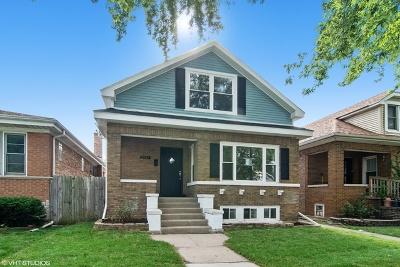 Belmont Cragin Single Family Home For Sale: 2937 North Narragansett Avenue