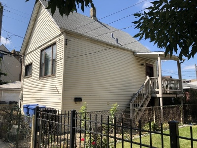 Single Family Home For Sale: 2048 North Kimball Avenue
