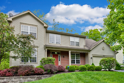 Libertyville Single Family Home For Sale: 1974 South Sparrow Court