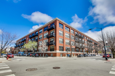 Condo/Townhouse Price Change: 1040 West Adams Street #121