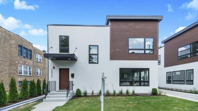 Evanston Single Family Home For Sale: 1507 Wilder Street