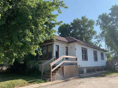Kankakee Single Family Home For Sale: 846 North 5th Avenue