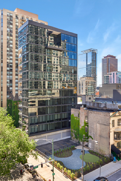 Condo/Townhouse For Sale: 56 West Huron Street #9