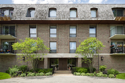 Winnetka Condo/Townhouse For Sale: 134 Green Bay Road #108