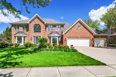 Sugar Grove Single Family Home For Sale: 17 Walnut Circle