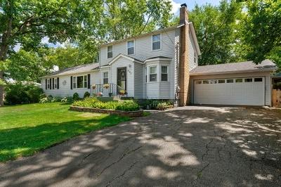 Mundelein Single Family Home Price Change: 607 Pleasure Drive