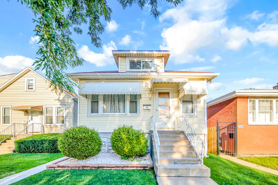 Belmont Cragin Single Family Home For Sale: 2128 North Marmora Avenue