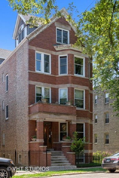Wicker Park, Bucktown Multi Family Home For Sale: 2335 West Medill Avenue