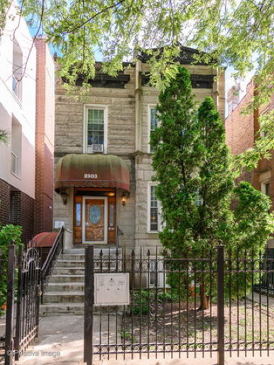 Multi Family Home For Sale: 2903 West Belden Avenue