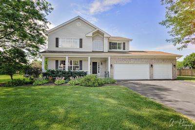 Johnsburg Single Family Home For Sale: 1903 Heather Lane