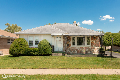 Single Family Home For Sale: 4909 North Chester Avenue