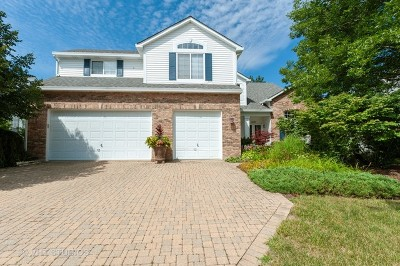 Mundelein Single Family Home Contingent: 1200 Westfield Way