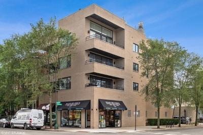 Roscoe Village Condo/Townhouse For Sale: 3224 North Damen Avenue #4S