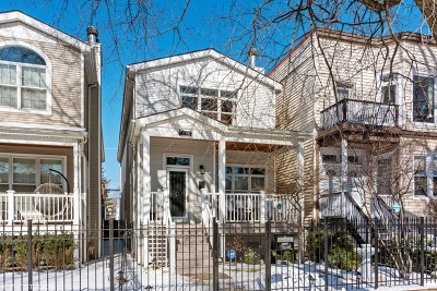 Andersonville Single Family Home Price Change: 1714 West Winona Street