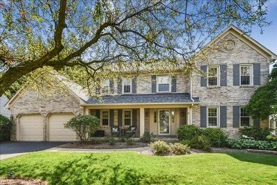Oswego Single Family Home Contingent: 81 Brockway Drive
