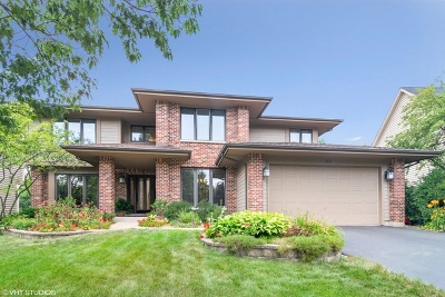 Glen Ellyn Single Family Home For Sale: 148 Stableford Drive