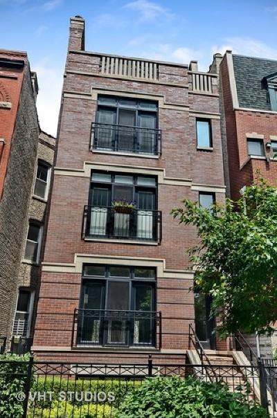 Condo/Townhouse For Sale: 850 West Aldine Avenue #3
