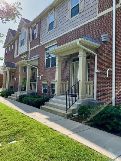 Glen Ellyn Rental For Rent: 495 Kenilworth Avenue