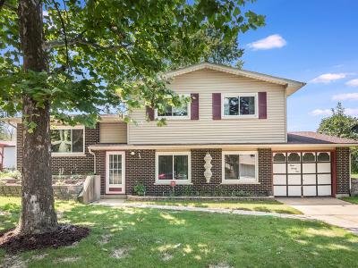 Bolingbrook Single Family Home Contingent: 321 Lyons Drive