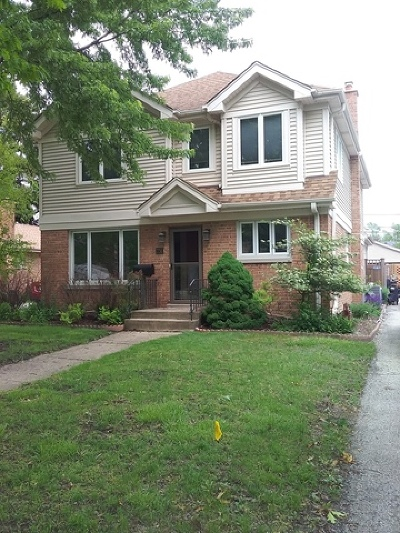 Elmhurst Single Family Home For Sale: 731 South Spring Road