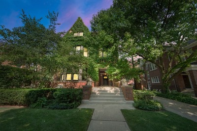 Evanston Single Family Home For Sale: 1217 Forest Avenue