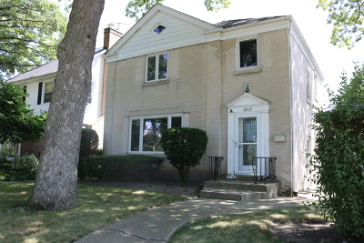 Elmwood Park Single Family Home Contingent: 2217 North 78th Avenue