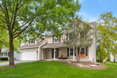 Naperville Single Family Home Price Change: 3619 Eliot Lane