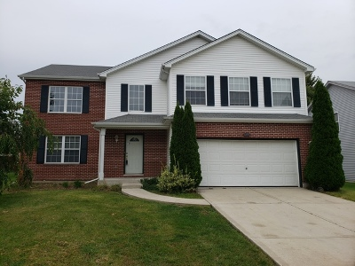 Plainfield Rental For Rent: 5409 Alice Court