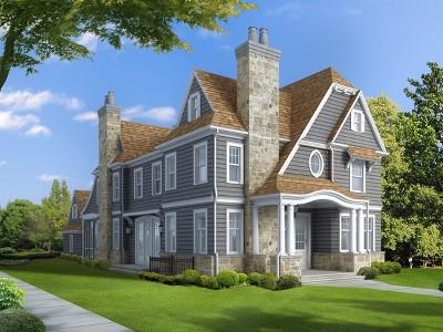 Glencoe Single Family Home For Sale: 403 Grove Street