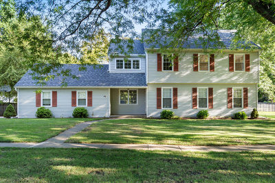 Sugar Grove Single Family Home For Sale: 48 Winthrop New Road