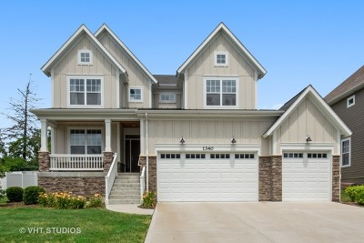 Downers Grove Single Family Home For Sale: 1340 35th Street