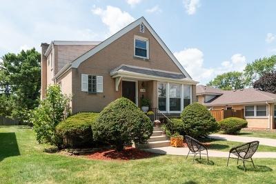 La Grange Park Single Family Home For Sale: 1140 Alima Terrace