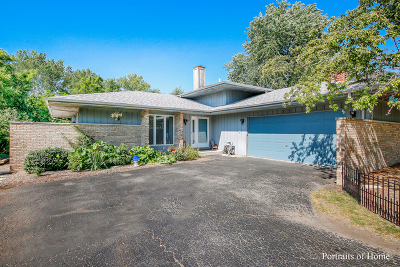 Woodridge Single Family Home Price Change: 2940 Autumn Drive