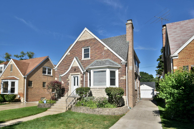 Edison Park Single Family Home For Sale: 7249 North Odell Avenue