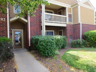 Bloomingdale Condo/Townhouse For Sale: 202 Glengarry Drive #107