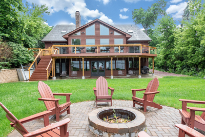 Spring Grove Single Family Home For Sale: 38797 North Kelley Road