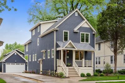La Grange Park Single Family Home For Sale: 418 North Waiola Avenue